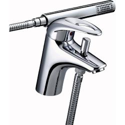 Bristan J 1HBSM C Java 1-Hole Bath Shower Mixer