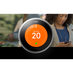 Nest Learning Thermostat 3rd Generation - T3028GB