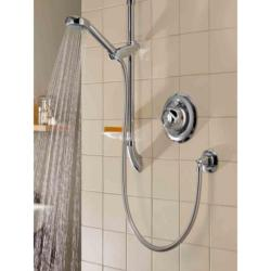 Aqualisa Colt  Concealed Thermostatic Shower with 90mm  Harmony Head adjustable COLT001CA