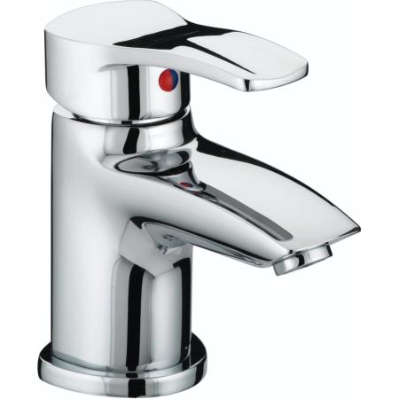 Bristan CAP BAS C Capri Basin Mixer with Pop-Up Waste