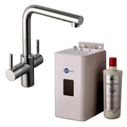 Insinkerator 3N1 Instant Boiling Hot & Cold Water Tap with Tank & Filter