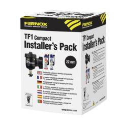 Fernox TF1 62169 22mm Compact Installers Pack w/ F1 and F5 Express