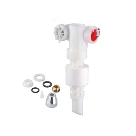 "GROHE 37095000 Filling Valve DAL 3/8"" Brass union Cistern WC Bau / Euro Ceramic"