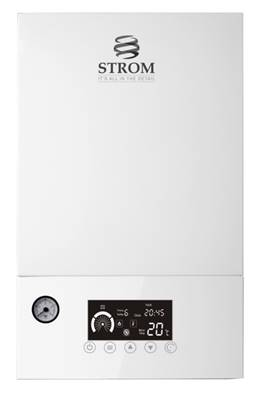 Strom 14.4KW Single Phase Electric System Boiler SBSP15S