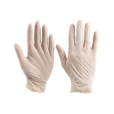 Arctic Hayes Powdered Latex Gloves Large (100Pcs) 445030