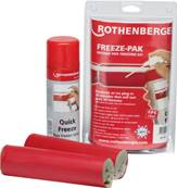 Rothenberger New Freeze-Pak Pipe Freezing Kit 64004R
