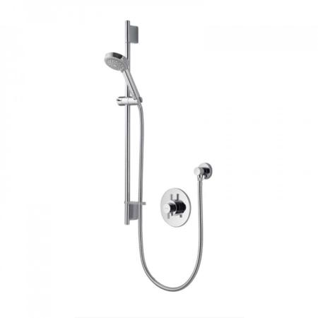 Aqualisa Aspire ASP001CA Concealed Thermostatic Mixer Shower with 105mm Harmony Head