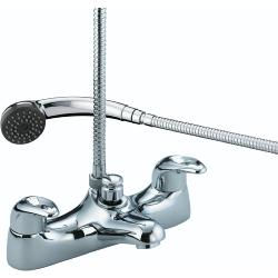 Bristan J BSM C Java Deck Mounted Bath Shower Mixer