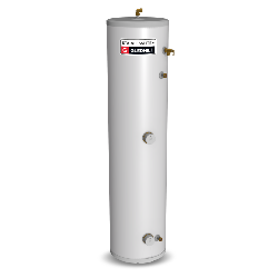 Gledhill StainlessLite Plus Direct Unvented 120L Slim Cylinder PLUDR120SL