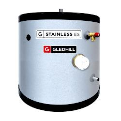 Gledhill Stainless ES Direct Unvented 90L Cylinder SESINPDR090
