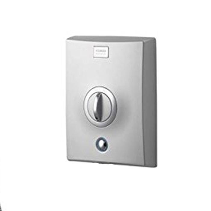 Aqualisa Quartz Chrome Electric Shower 9 5kw Qze9501
