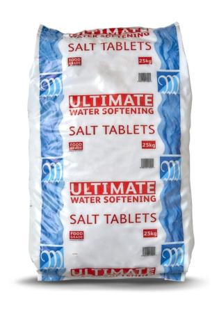 An image of 10 x Monarch Ultimate Water Softener Salt Tablets - Approx 15-20kg Bag
