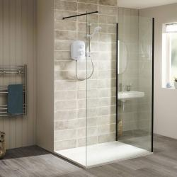 Triton AS2000SR Thermostatic Power Shower White - Silent Running