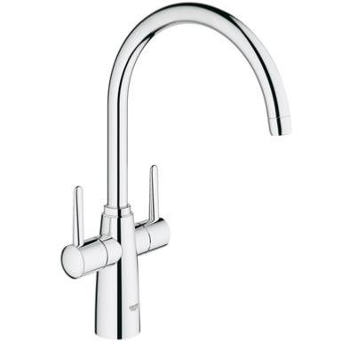 Grohe Ambi 2 handed kitchen sink mixer_30189000