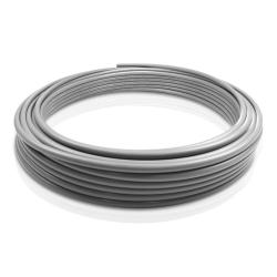 Polypipe PolyPlumb Barrier Polybutylene Pipe Coil (Grey) 15mm X 25 Metre Barrier PB2515B
