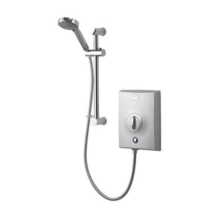 Aqualisa Quartz Chrome Electric Shower  9.5kW