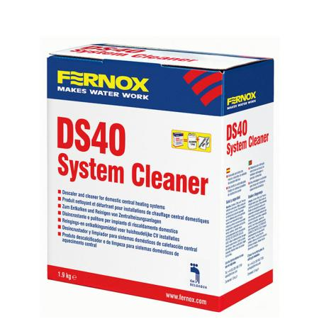 Fernox DS-40 Descaler and Cleanser (1.9KG)