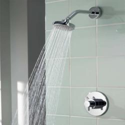 Aqualisa Aspire DL ASP001CF Concealed Thermostatic Mixer Shower with Fixed 105mm Harmony Head