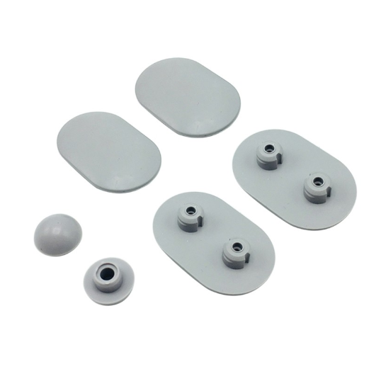 Ideal Standard Replacement Space WC Toilet Seat Buffer Set EV15367 Grey …