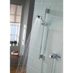 Aqualisa Aspire ASP001EA Exposed Thermostatic Mixer Shower with 105mm Harmony Head