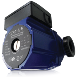 Salus MP100A Circulating heating Pump, Variable and fixed speed operation - Ideal for Domestic use