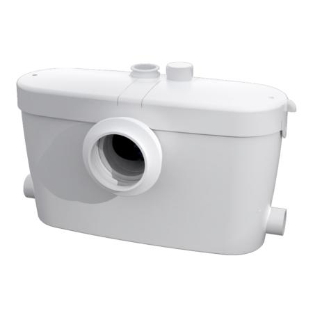 Saniflo SaniAccess 3 Domestic Suite Macerator Waste Removal Toilet Basin Shower