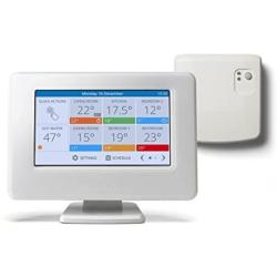 Honeywell Home Evohome WiFi Connected Thermostat Pack, 230 V ATP921R3100