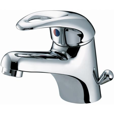 Bristan Java J BASSW C Basin Mixer with Side Action Pop-up Waste -  Chrome
