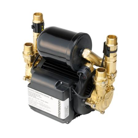 Stuart Turner Monsoon Universal Twin Shower Pump 1.5 bar - 46505