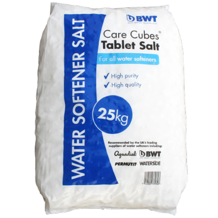 BWT Tablet Salt (Care Cubes) 25kg