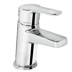 Bristan PS2 BAS C Chrome Pisa Basin Mixer with Clicker Waste