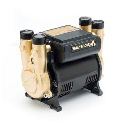 Salamander CT Force 15PT Brass Twin Positive Head Shower Pump
