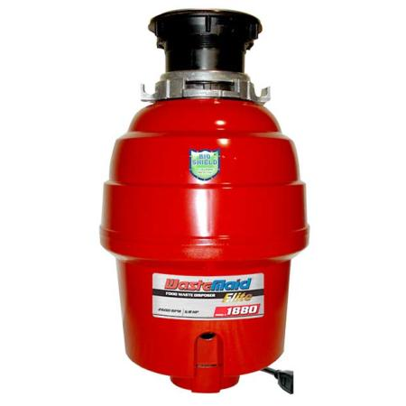 Waste Maid Elite Heavy Duty Disposer 1880AS