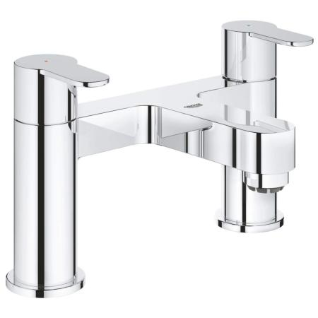 Grohe BauEdge Two-Handled Bath Filler Tap - 25216000