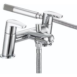 Bristan OR BSM C Chrome Plated Orta Bath Shower Mixer