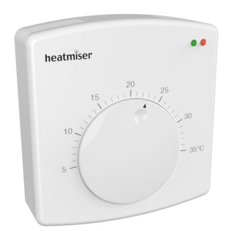 Heatmiser DS1 Thermostat,