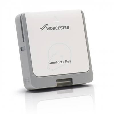 An image of Worcester Bosch Comfort+ Timer 7738112321