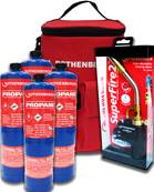Rothenberger Hotbag - Super Fire 2 + 4 x Propane 18231