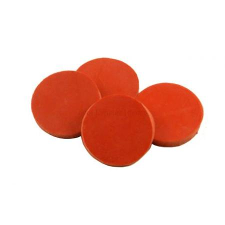 "1/2"" Red Ball Tap Washer (Pack of 10) 65190"