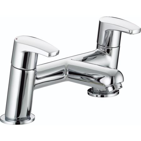 Bristan OR BF C Chrome Plated Orta Bath Filler