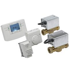Honeywell Timed S Plan Installer Pack Y609A1037