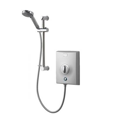 Aqualisa Electric Shower 10.5kW Quartz Chrome QZE10501