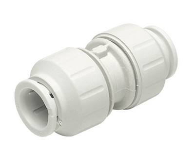 JG Speedfit PPF Straight Coupler 22mm PEM0422W