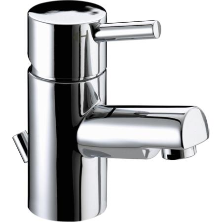 Bristan PM SMBAS C Prism Small Basin Mixer with Pop-Up Waste