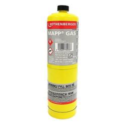 Rothenberger Disposable Map Gas Cartridge 35536R