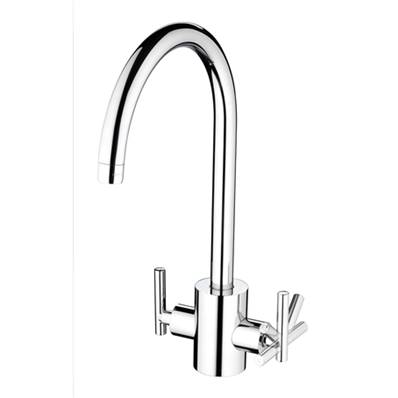 Bristan Artisan Sink Mixer with Water Filter AR SNKPURE C
