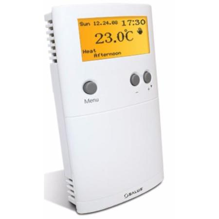 Salus ERT50 Programmable Under Floor Heating Thermostat 230V