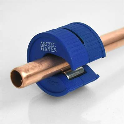 An image of Arctic Hayes U-cut Pipe Cutter and Spare Cutter (15mm) 443001