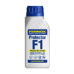 Fernox 62454 Super Concentrated F1 Protector - 265ml Treats 100 litres