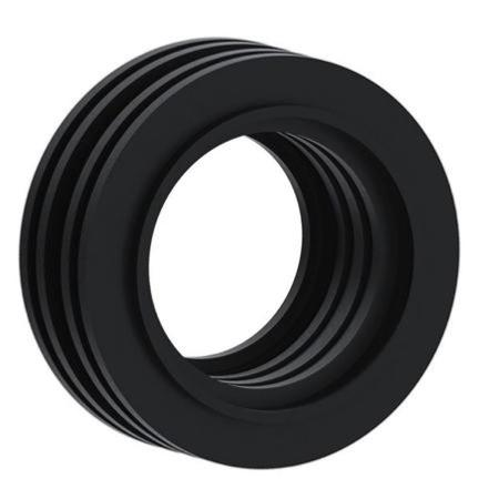 Geberit Internal Low Level Flush Pipe Rubber cone Seal 40mm- 119.668.00.1